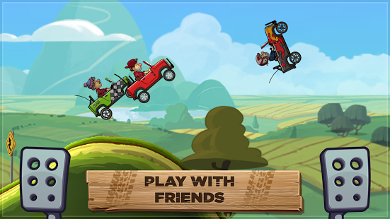 Hill Climb Racing 2 llega a Android