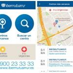 Ibermutuamur lanza una app para geolocalizar sus centros