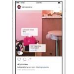 Instagram permitirá a las marcas etiquetar productos dentro de las imágenes