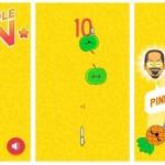 Pen Pineapple Apple Pen, de meme a juego móvil