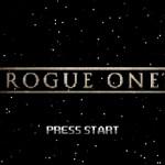 Así sería el juego móvil retro de Star Wars- Rogue One