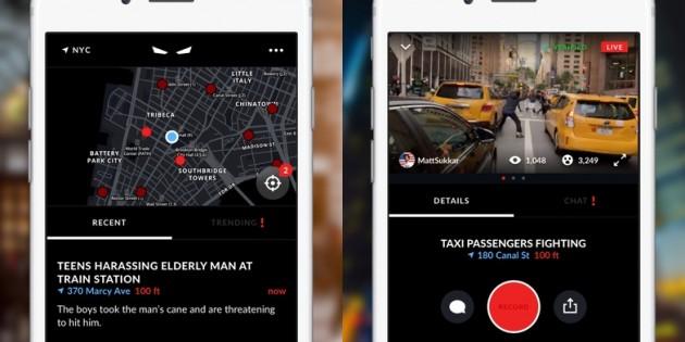 La app de 'acción ciudadana' Vigilante, retirada de la App Store