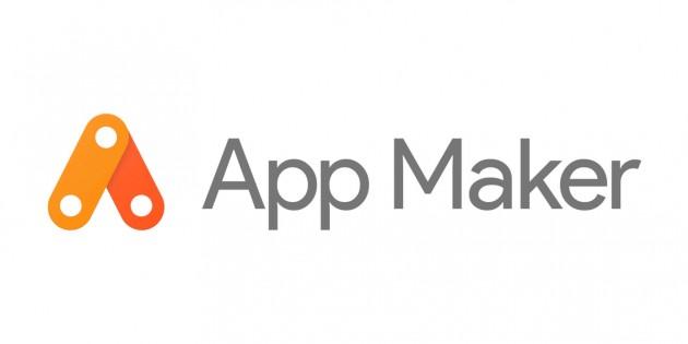 Google lanza App Maker, su propio generador de apps para negocios