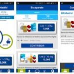 Bamadrid, la app que te permite donar alimentos con un solo click