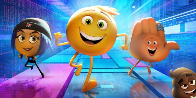 Primer trailer de Emoji Movie