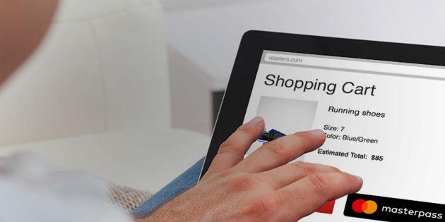 Mastercard facilita las compras online con Masterpass