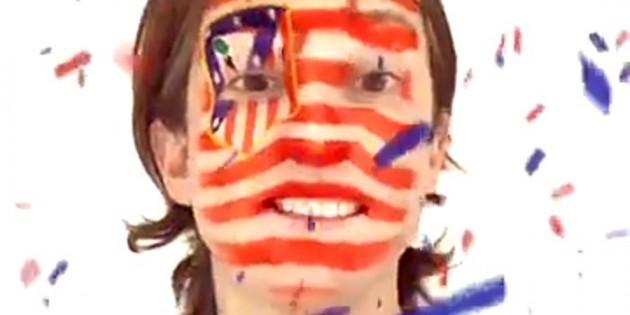 Snapchat añade filtros para que te pintes la cara con los colores de tu equipo de fútbol