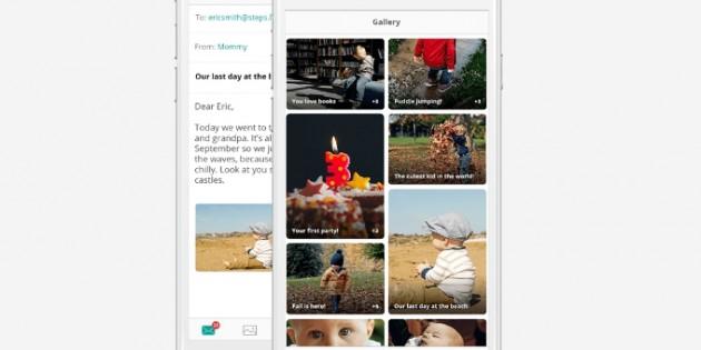 StepsLife, la app para conservar los recuerdos de los primeros años de tu hijo