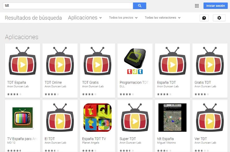 tdt-google-play