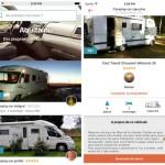 Yescapa lanza una app para alquilar autocaravanas entre particulares