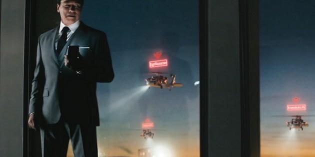 Mobile Strike recurre a las frases lapidarias de Arnold Schwarzenegger para su anuncio de la Super Bowl
