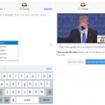 Una app para hacer que Donald Trump diga lo que quieras