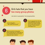 Infografía: 10 razones por las que las chicas odian tu perfil de Tinder