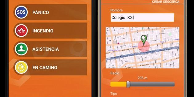 SmartPanics, una app para saber si los tuyos están a salvo