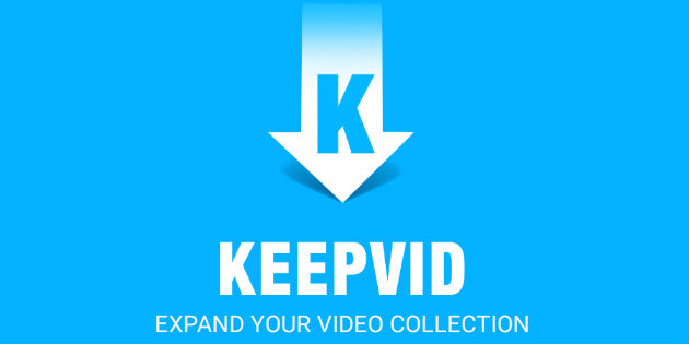 Descarga vídeos y música con KeepVid Android