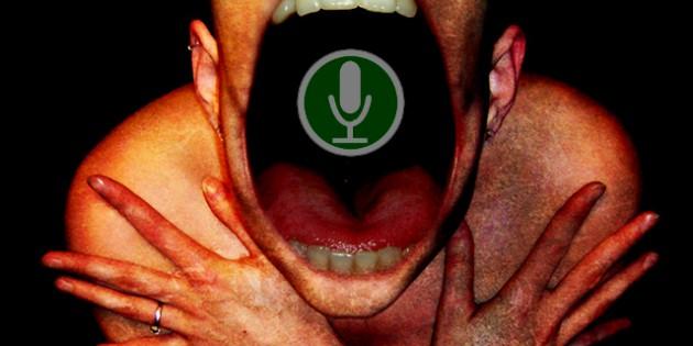 Algunas experiencias terroríficas con las notas de voz de WhatsApp