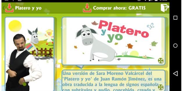 Te cuento, una app para que los niños sordos puedan disfrutar de historias en lengua de signos