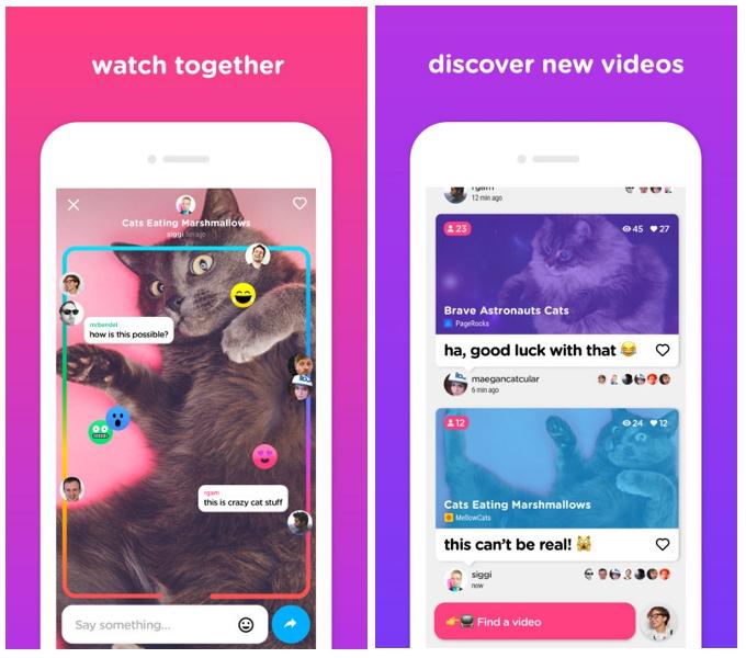 uptime-videos-app