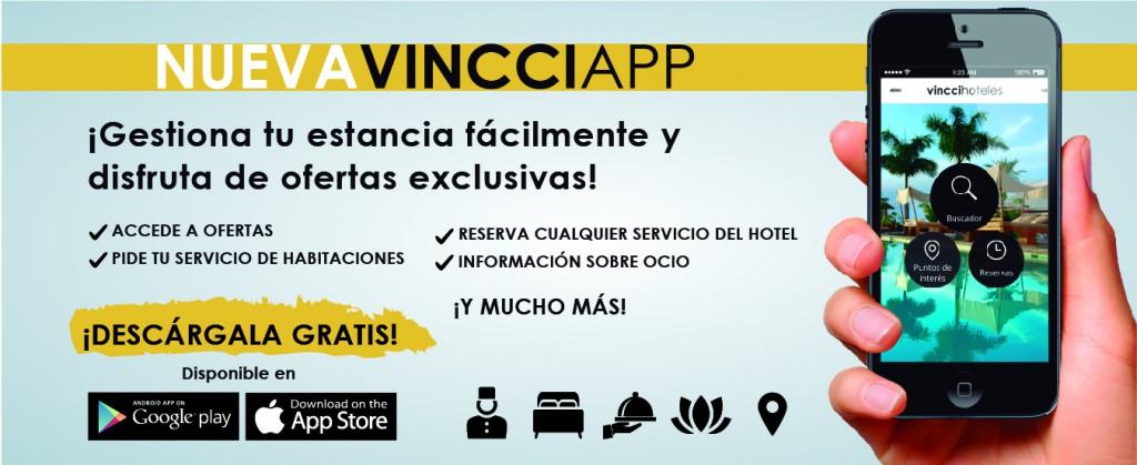 vincci-hoteles-app