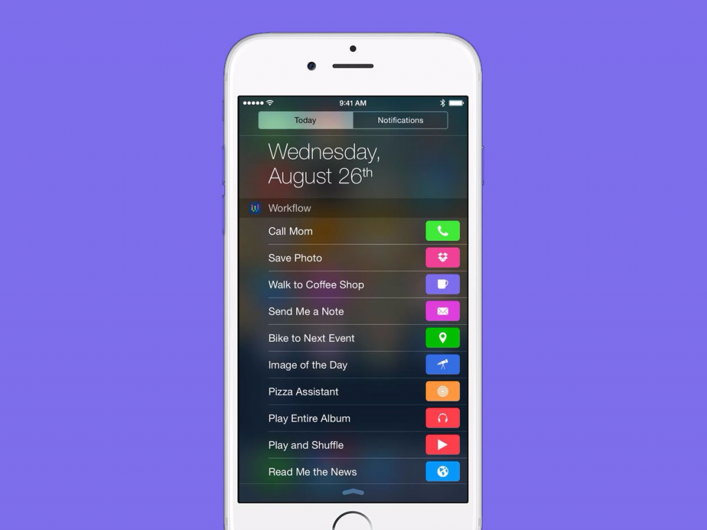 workflow-app-apple