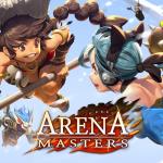 Tu piel morena sobre la Arena Masters