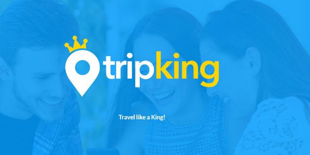 Viaja a cuerpo de rey con TripKing