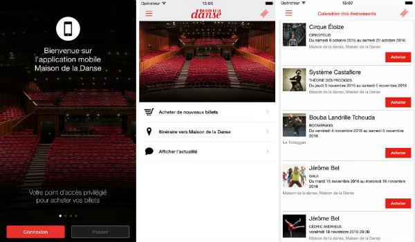Mobile first, también en teatros y espectáculos