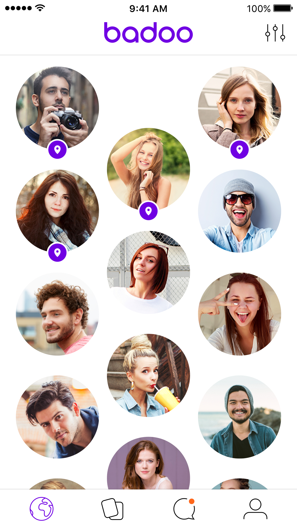 Badoo, la app de dating decana