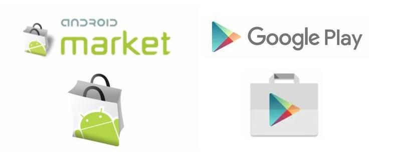 El silencioso cambio en el icono de Google Play