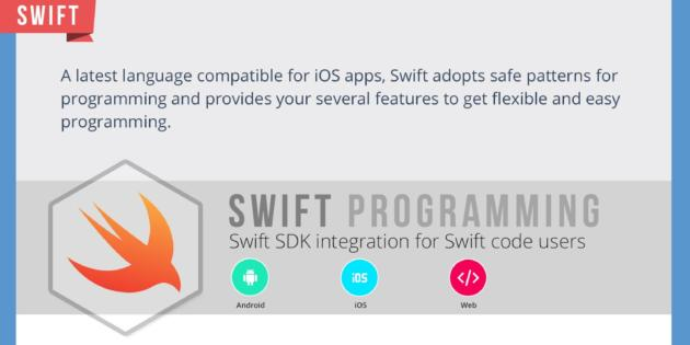 Infografía: Los lenguajes de programación más populares para el desarrollo de una app