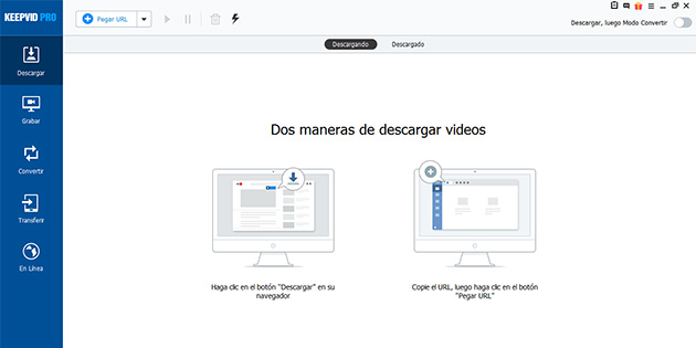 KeepVid y KeepVid Helper facilitan la descarga de vídeos