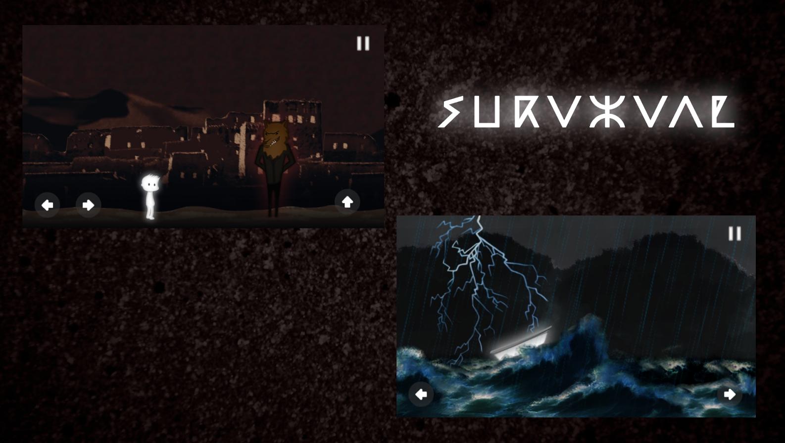 Survival, el drama de los migrantes en un juego móvil
