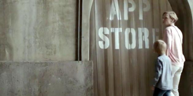 Así sería una App Store en el mundo real si la original dejara de funcionar