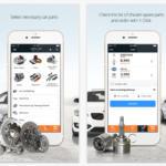 Encuentra recambios para tu coche con la app de Autodoc