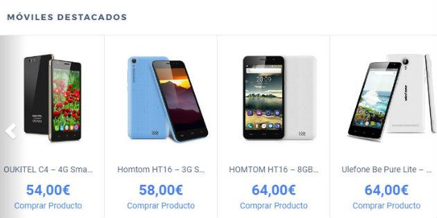 ¿Dónde compran móviles libres los españoles y cuáles compran?
