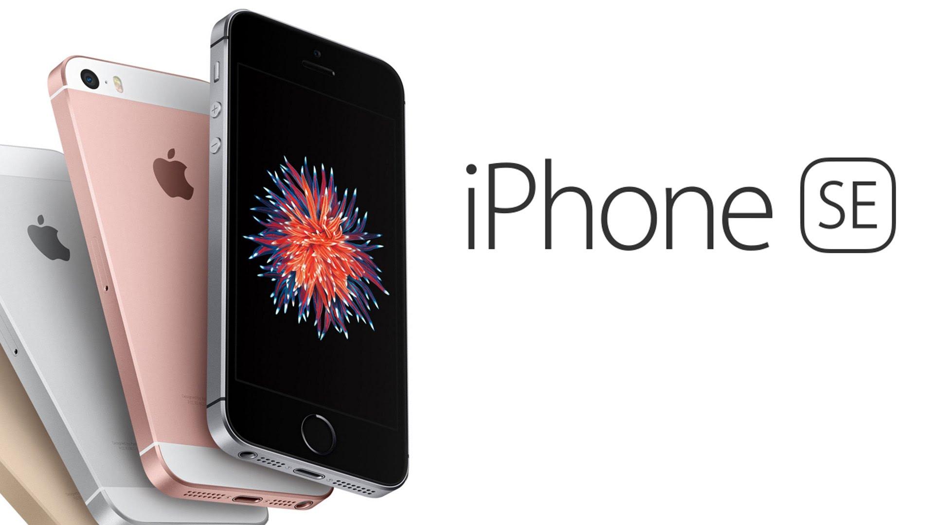 5 razones por las que debes ir a por un iPhone SE ahora