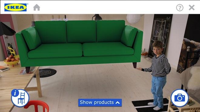 Apple e Ikea crean una app de realidad aumentada para que puedas probar muebles antes de comprarlos