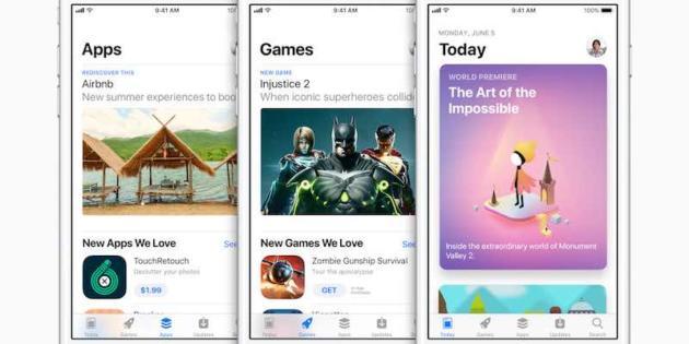 La App Store sufre un lavado de cara