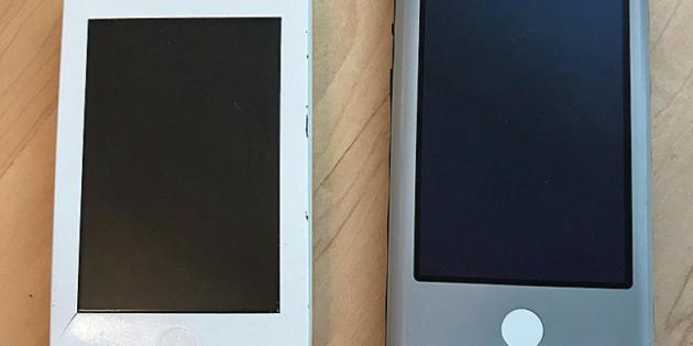 Así eran los primeros prototipos del iPhone que nunca salieron a la luz