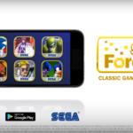 SEGA Forever, la iniciativa de SEGA para llevar sus clásicos a los dispositivos móviles