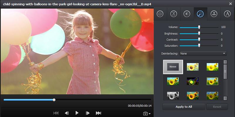 Haz y deshaz el formato de tus vídeos con Wondershare Video Converter Ultimate