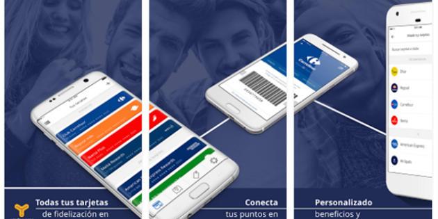 Yudonpay, la app que aúna todas tus tarjetas de fidelización