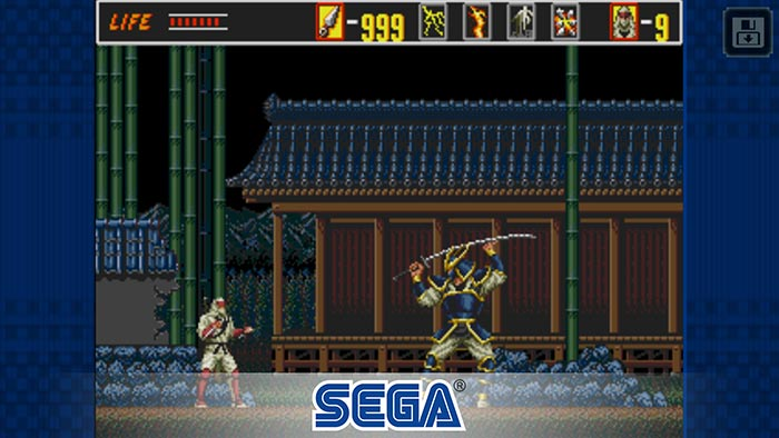 3a386a5d199 El clásico The Revenge of Shinobi aterriza en iOS y Android ...