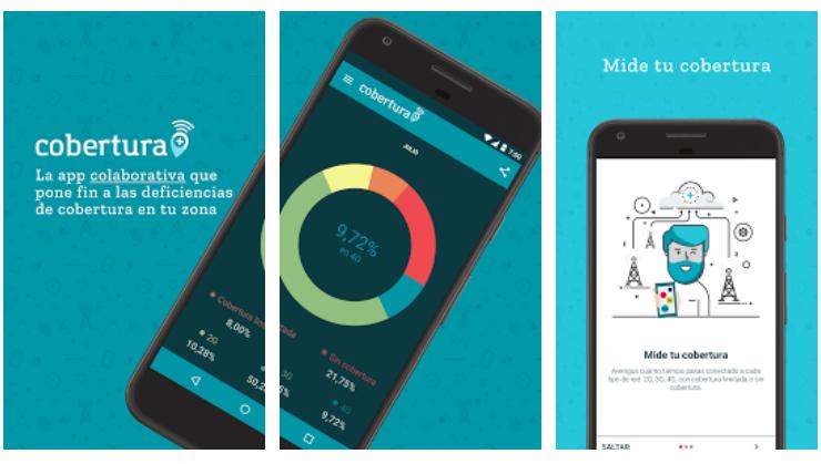 Cobertura+, la app colaborativa para informar sobre los lugares donde hay poca cobertura