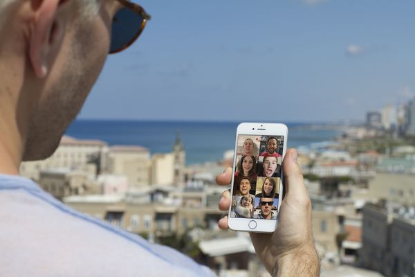 Facebook lanzará una aplicación de videochats en grupo