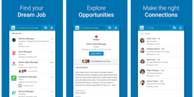 Linkedin lanza una app Lite en India