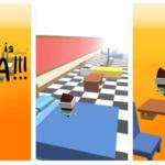 The Floor Is Lava, un mobile game para no pisar el suelo
