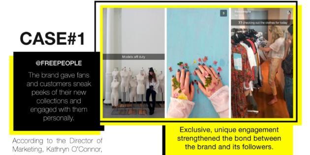 Infografía: Cómo usar Snapchat para promocionar tu marca y conducir tu ROI