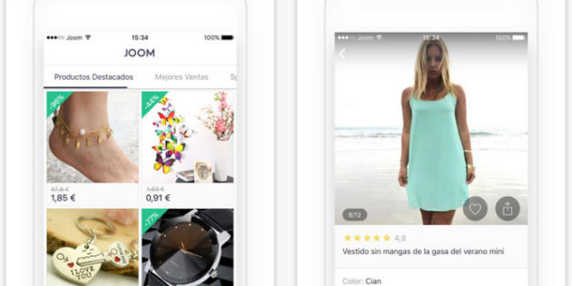 Joom conquista el podio de Google Play