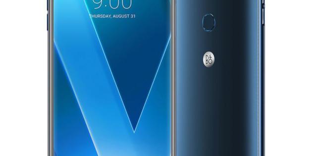 LG V30, un smartphone de cine presentado en IFA